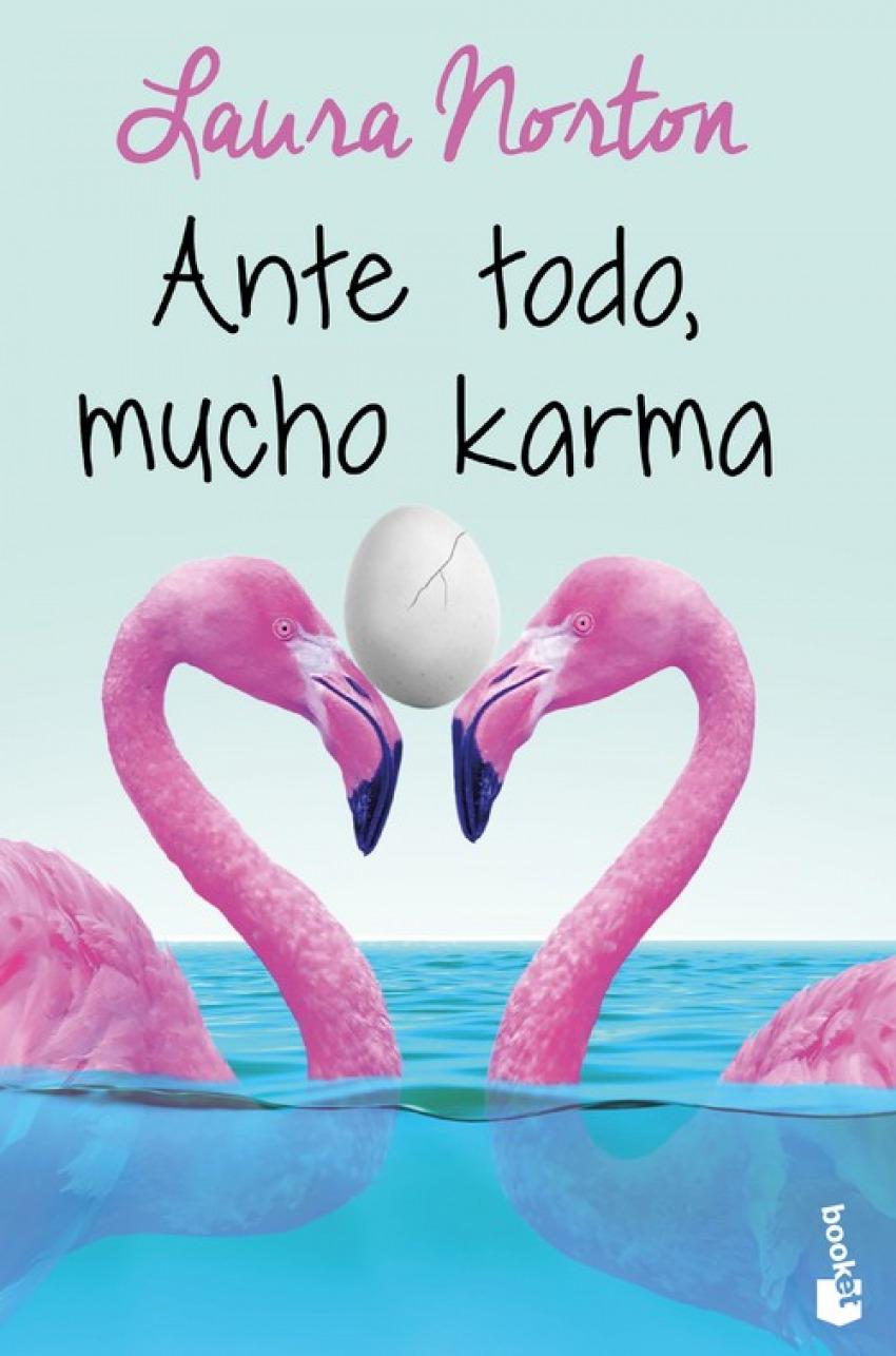 ANTE TODO, MUCHO KARMA 9788467051872
