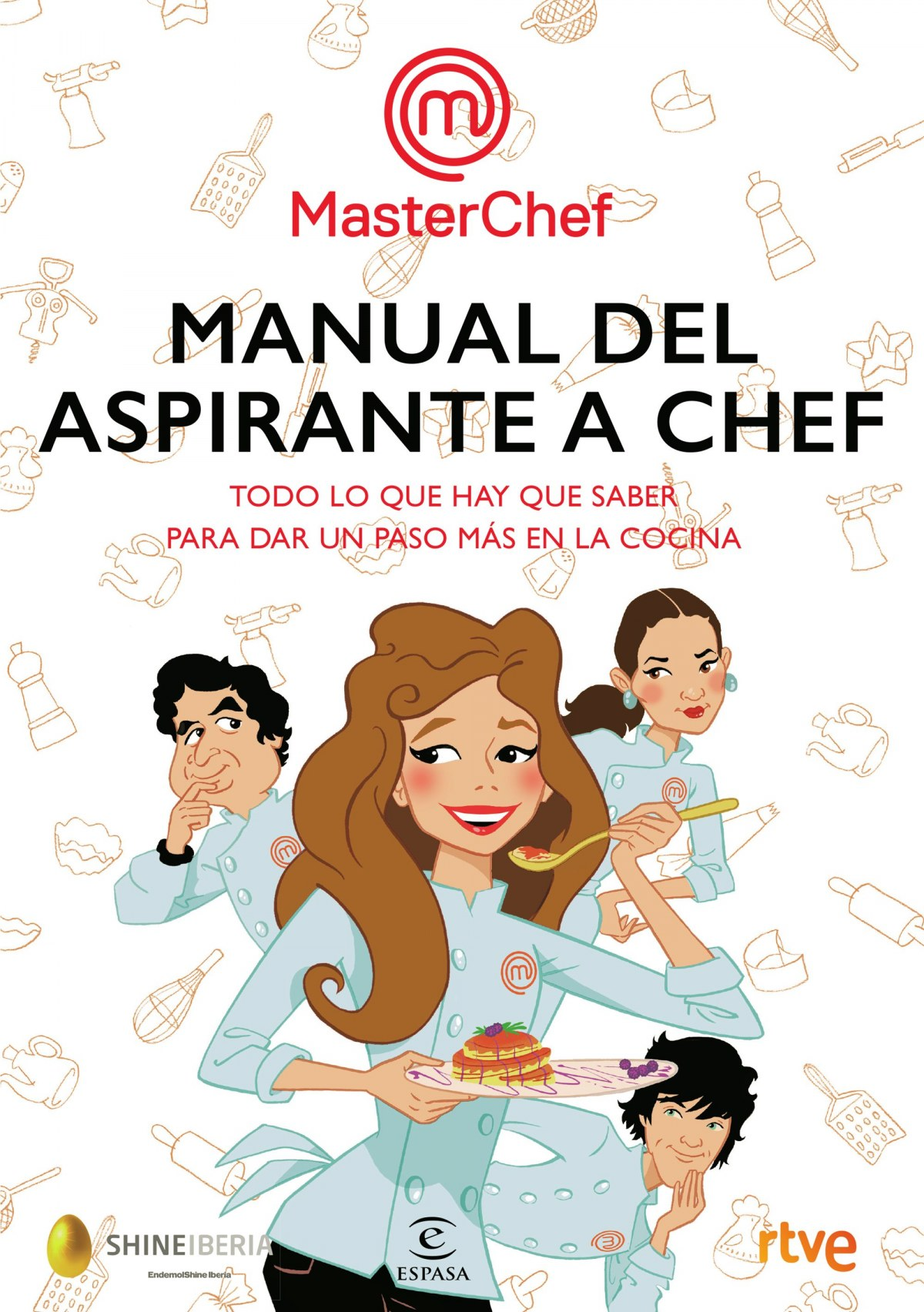 MANUAL DEL ASPIRANTE A CHEF MASTERCHEF
