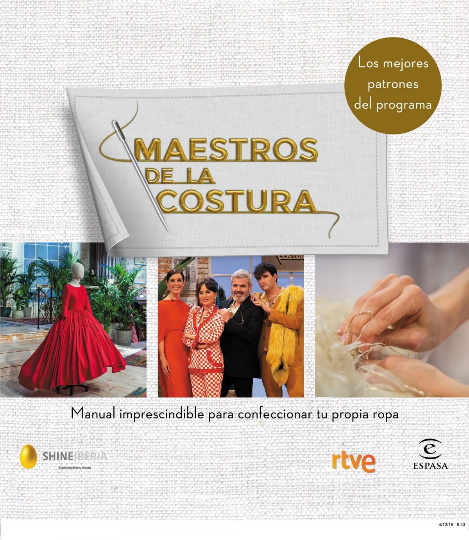 MAESTROS DE LA COSTURA 9788467054187