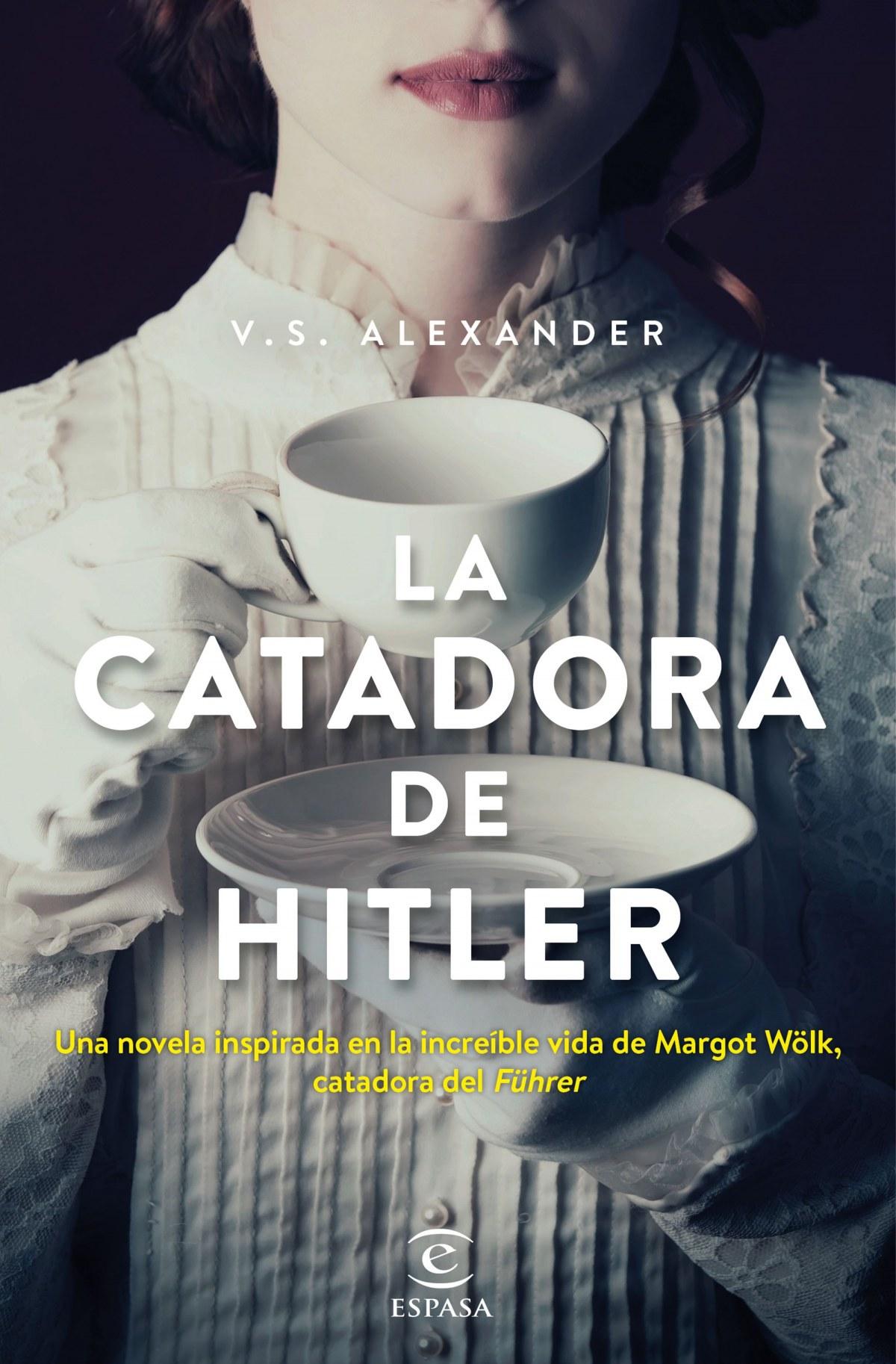 LA CATADORA DE HITLER 9788467056648