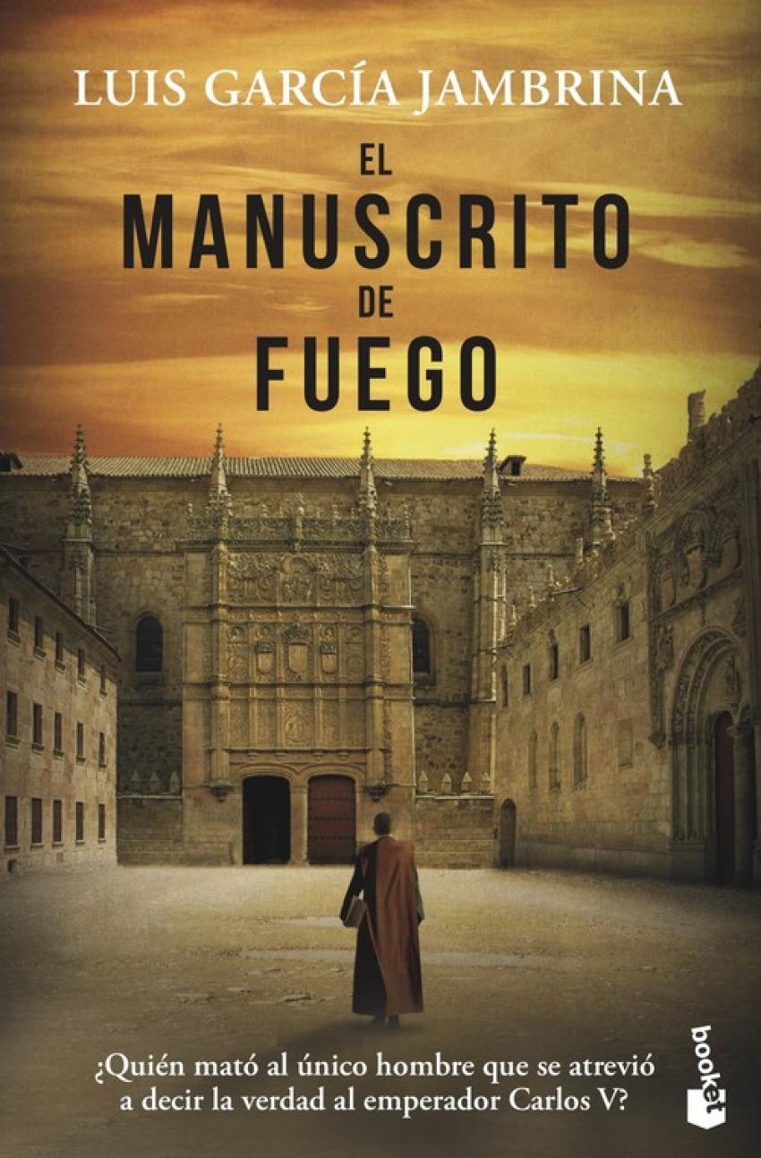 EL MANUSCRITO DE FUEGO 9788467056761
