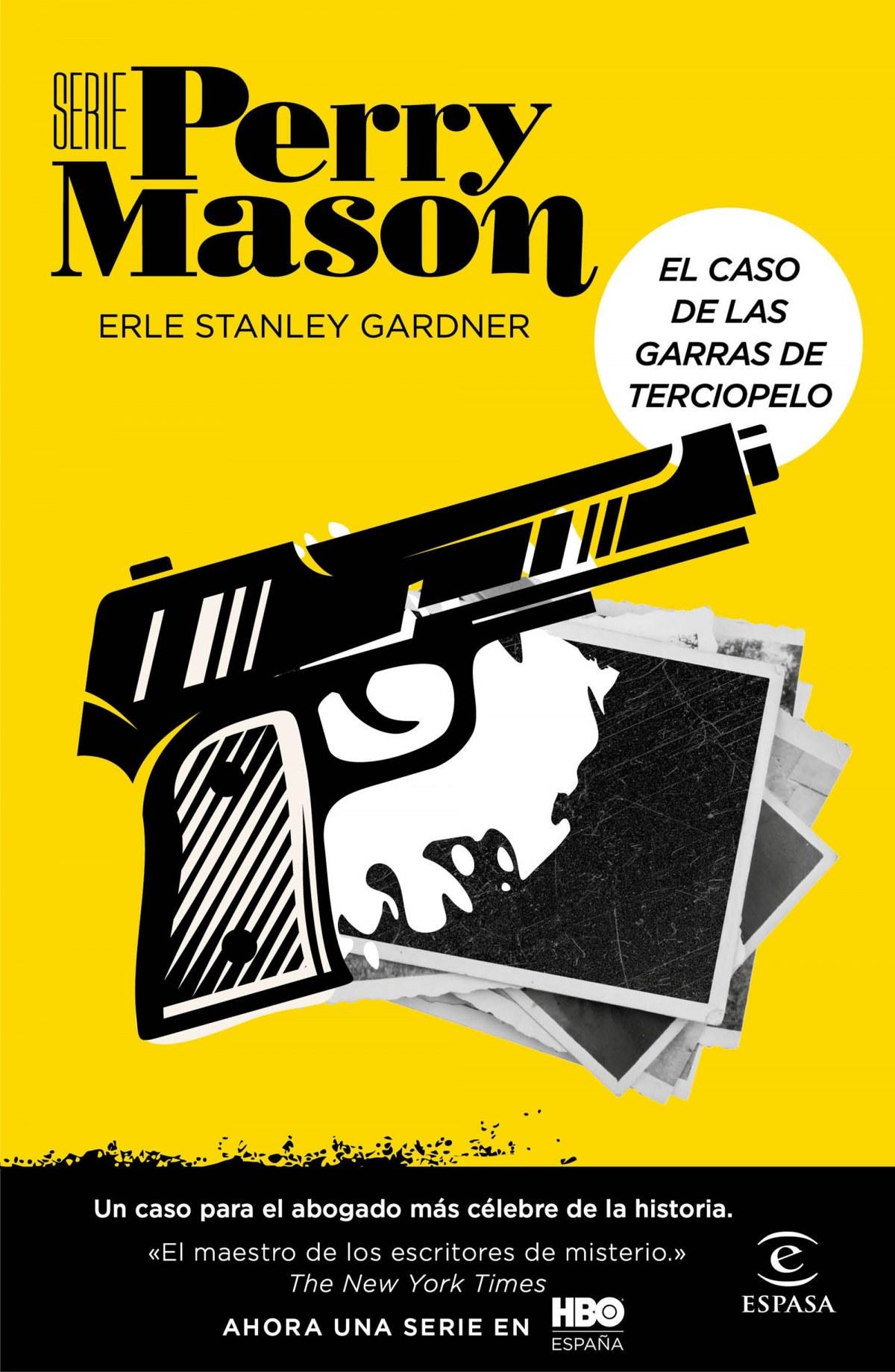 El caso de las garras de terciopelo (Serie Perry Mason 1)