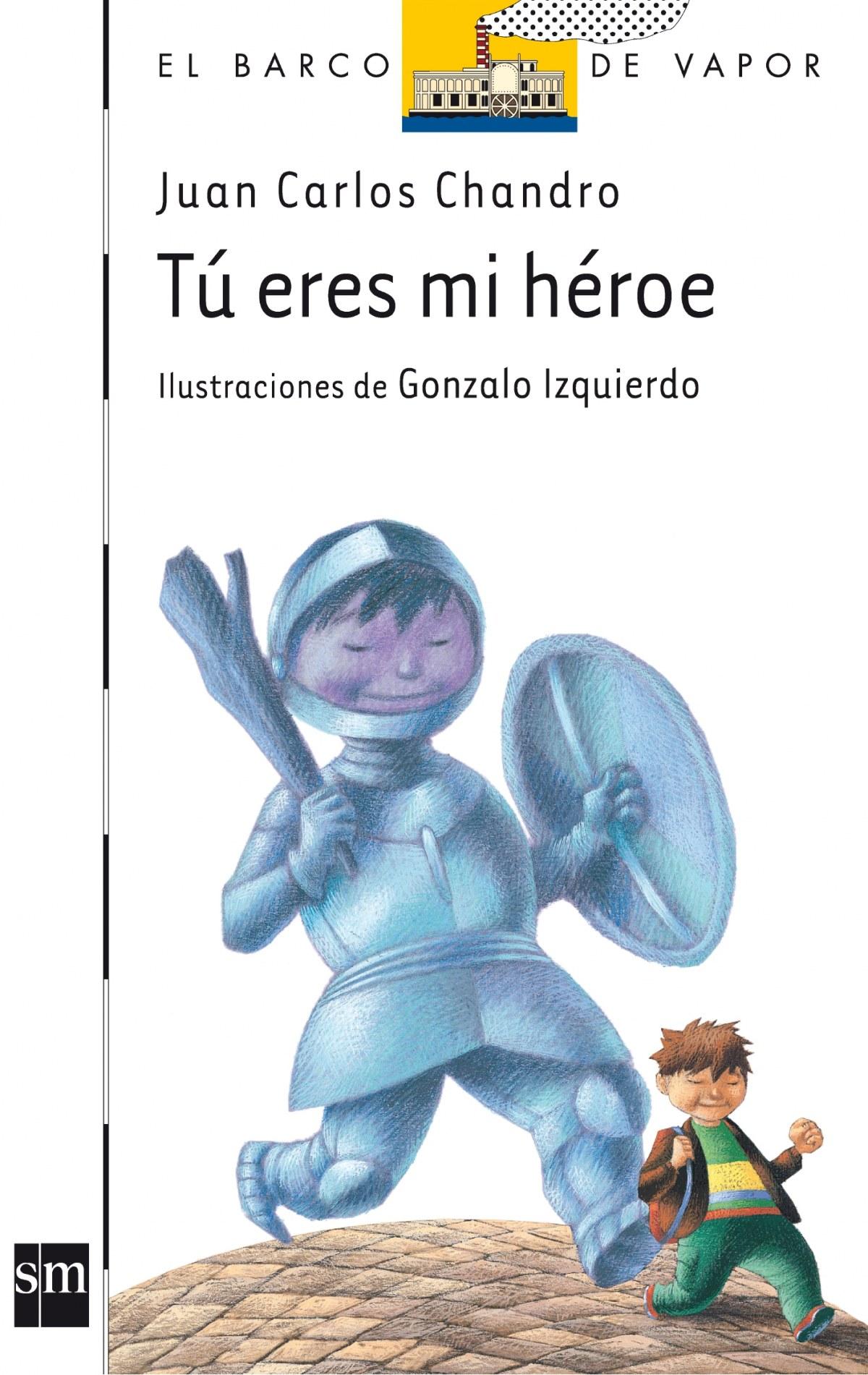 Tú eres mi héroe