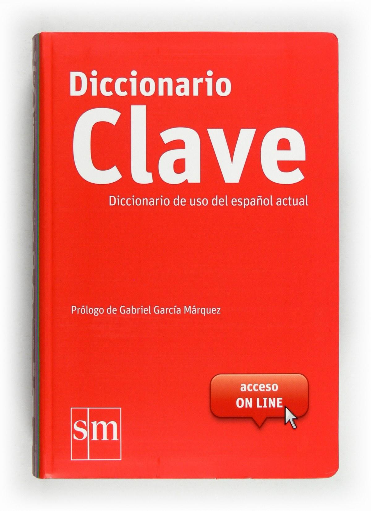 Diccionario CLAVE. Lengua española
