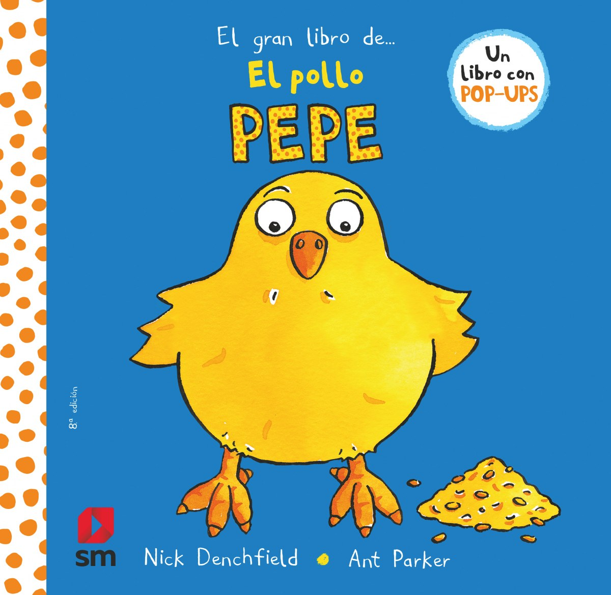 El pollo Pepe 9788467551983