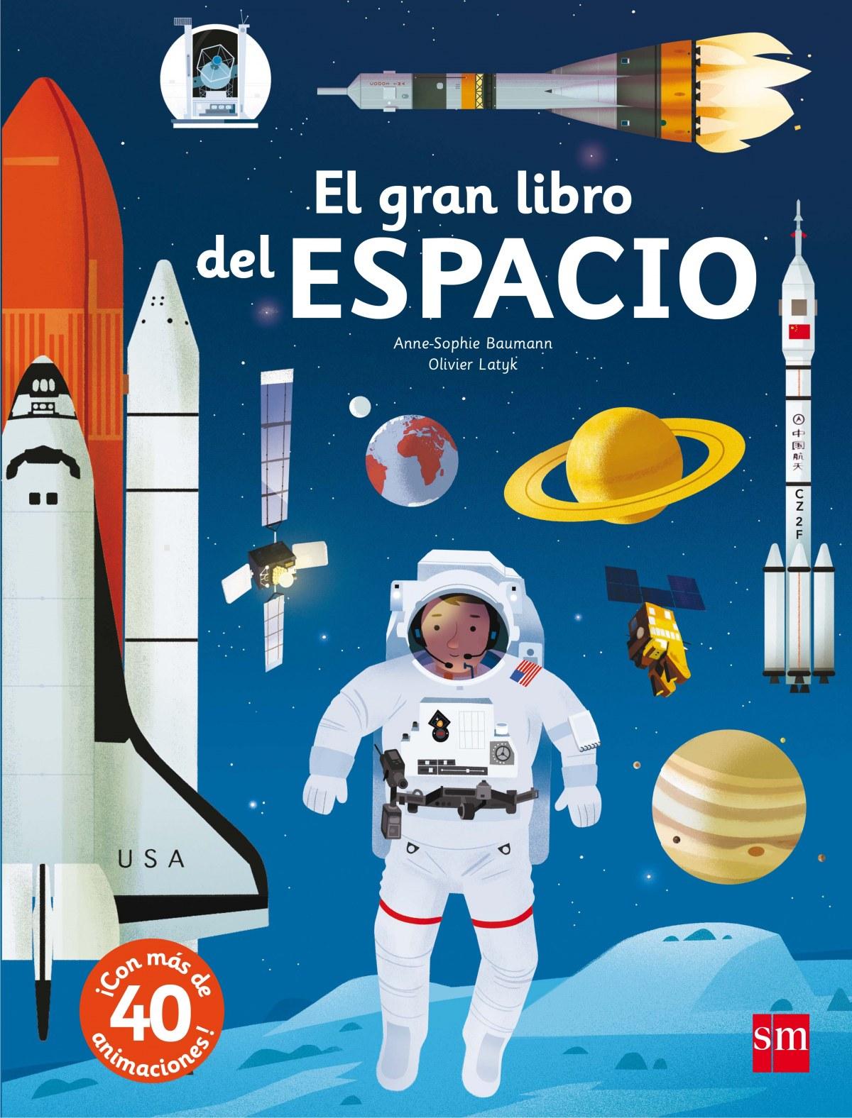 EL GRAN LIBRO DEL ESPACIO 9788467591149