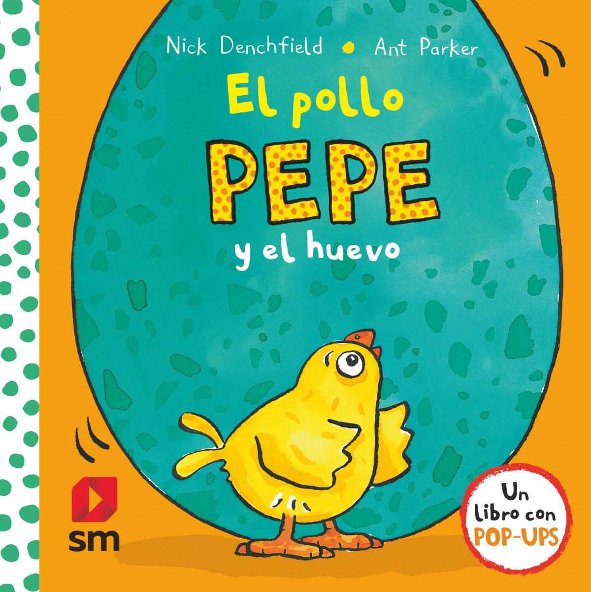 EL POLLO PEPE Y EL HUEVO 9788467591293