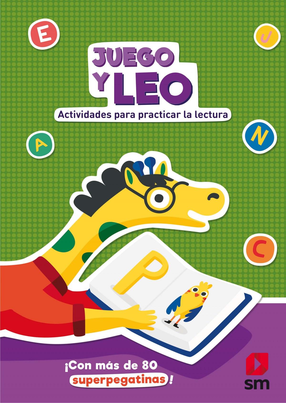 JUEGO Y LEO 9788467591729