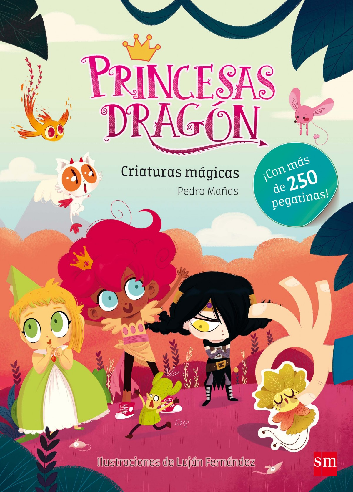 PRINCESAS DRAGON CRIATURAS MAGICAS