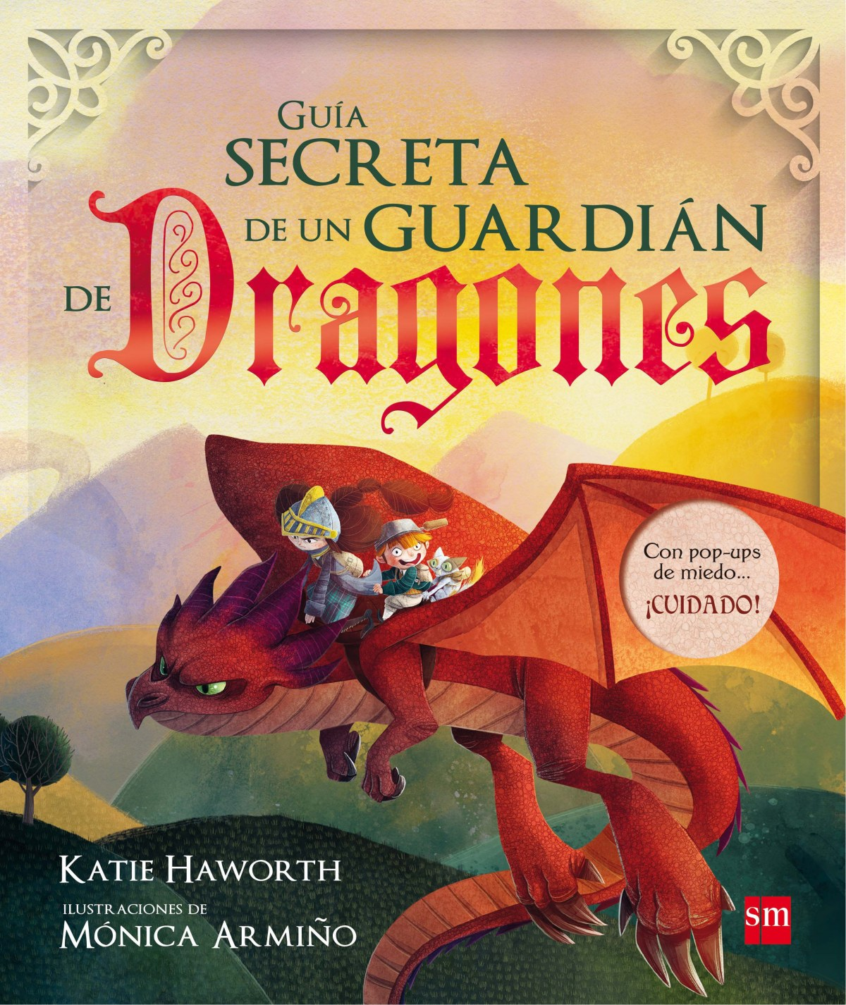 GUIA SECRETA DE UN GUARDIAN DE DRAGONES
