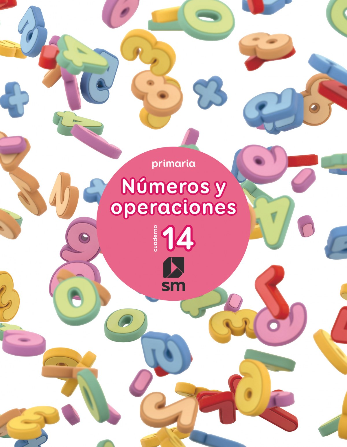 Cuaderno números y operaciones 14 6o. primaria 2017 9788467593112