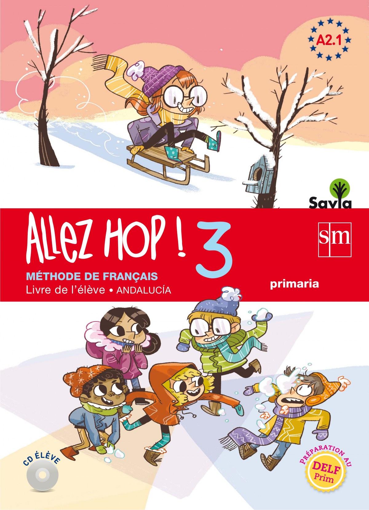 (AND).(17).ALLEZ HOP! 3 6ºPRIM.(SAVIA).*ANDALUCIA*