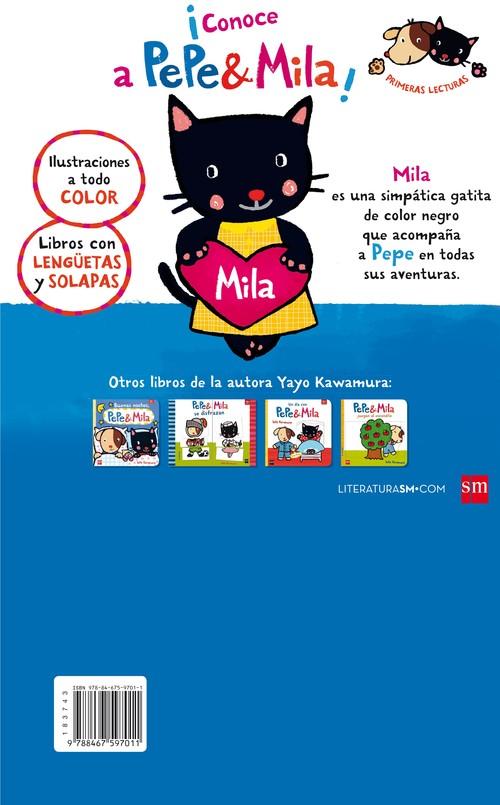BUENAS NOCHES PEPE Y MILA 9788467597011