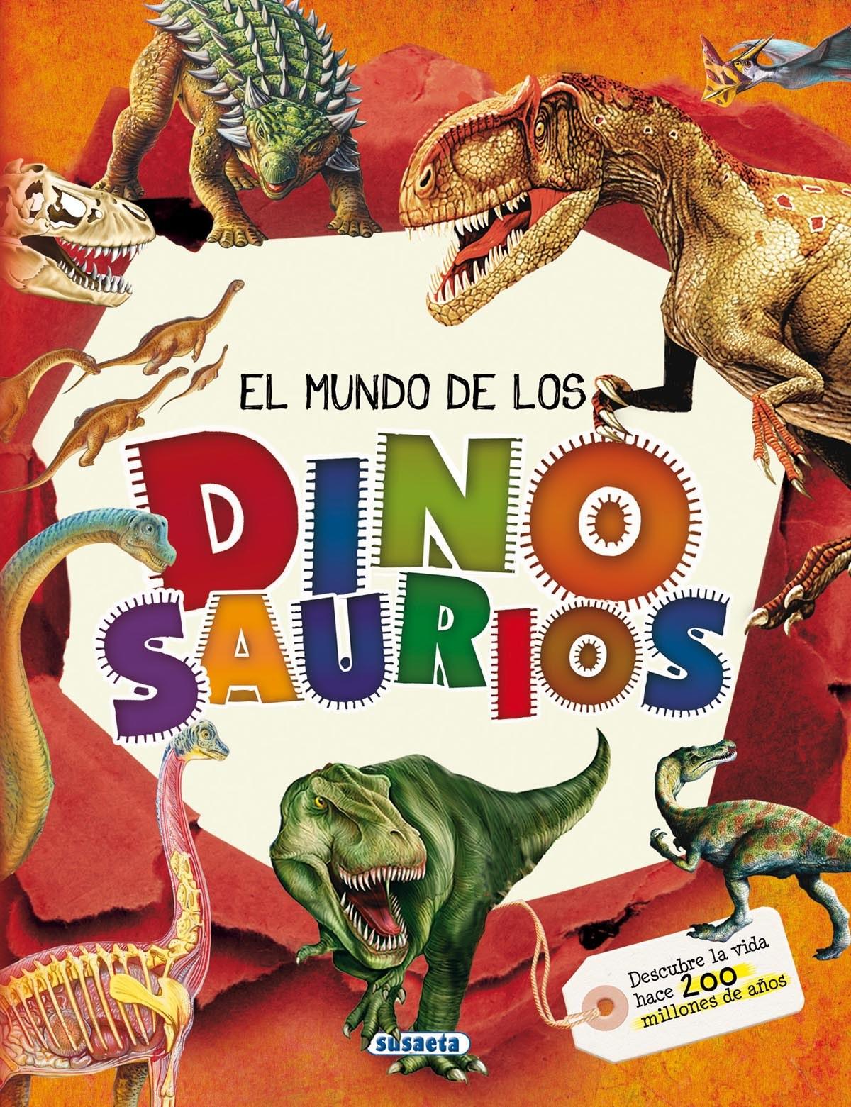 El mundo de los dinosaurios 9788467731415