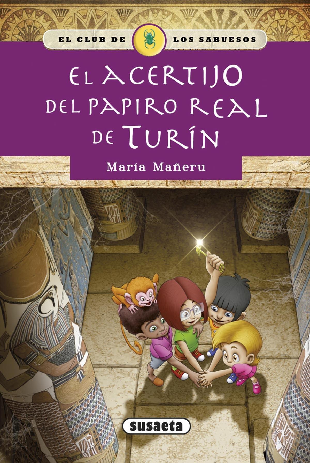 El acertijo del papiro real de Turín 9788467731545
