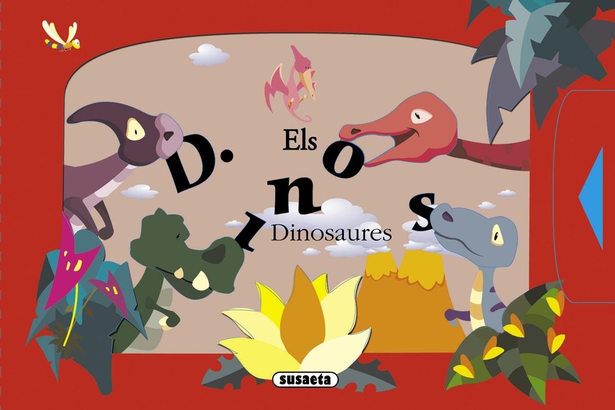 Els dinos:dinosaures