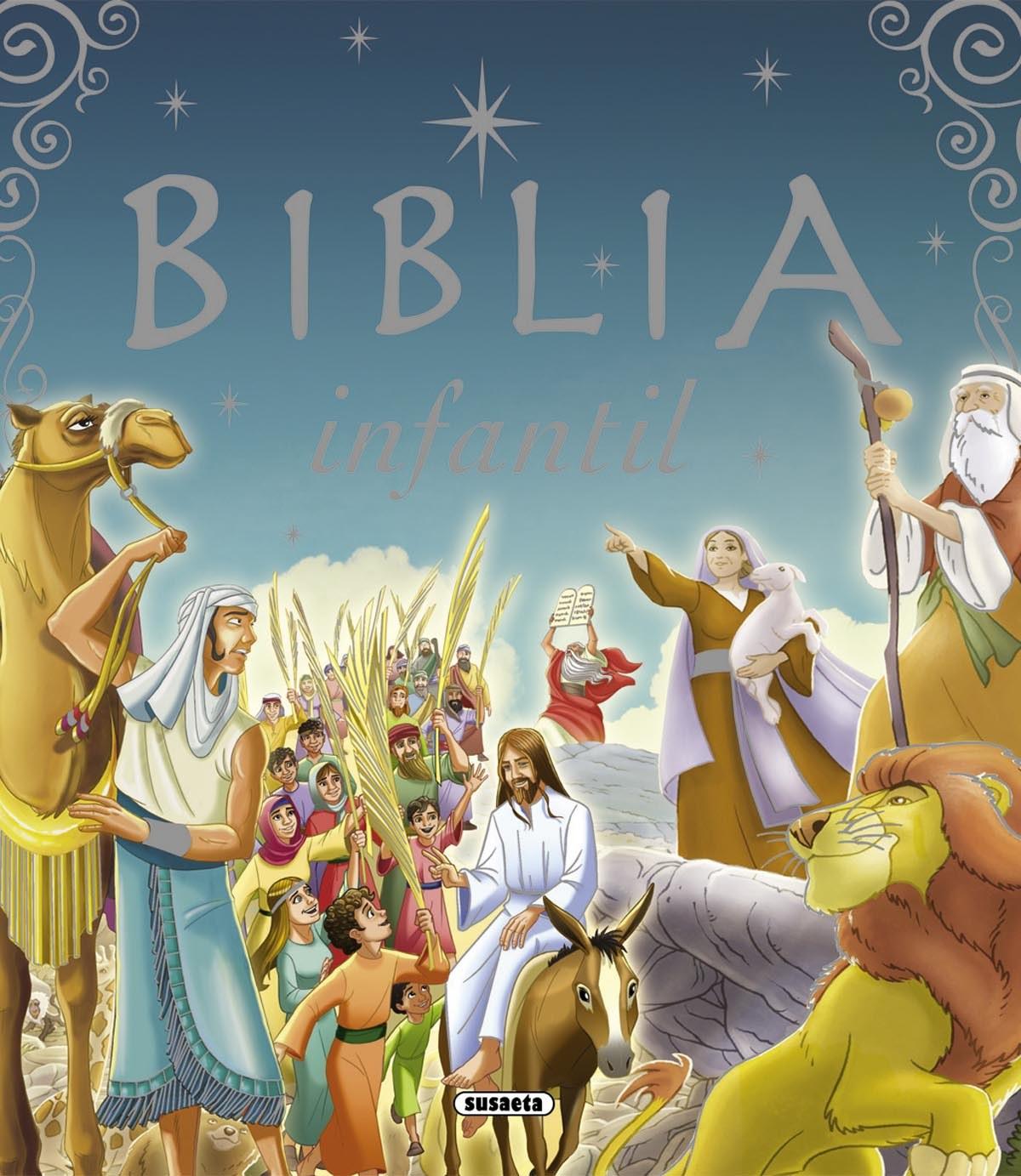 Biblia infantil 9788467739206