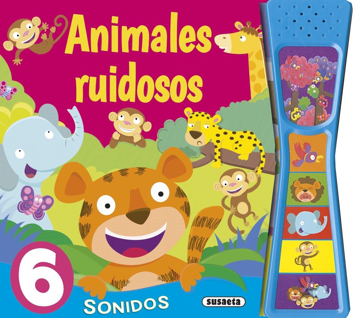 Animales ruidosos 9788467741391