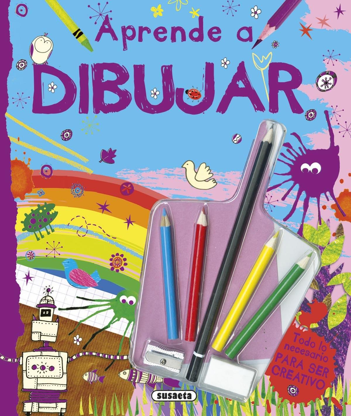 Aprende a dibujar 9788467745337