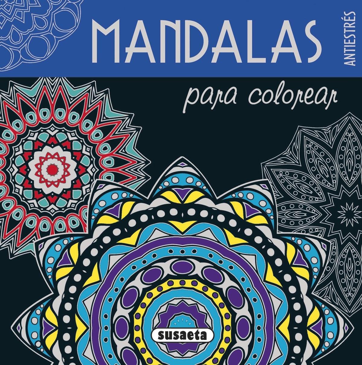 Mandalas para colorear 9788467746310