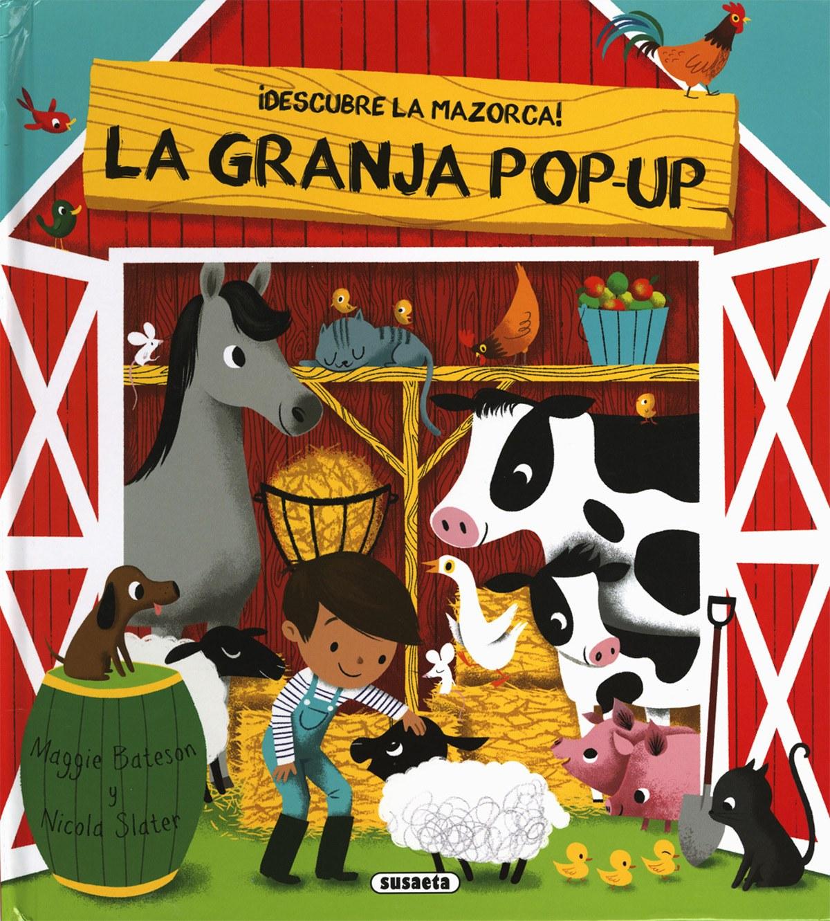 La granja pop-up 9788467747133
