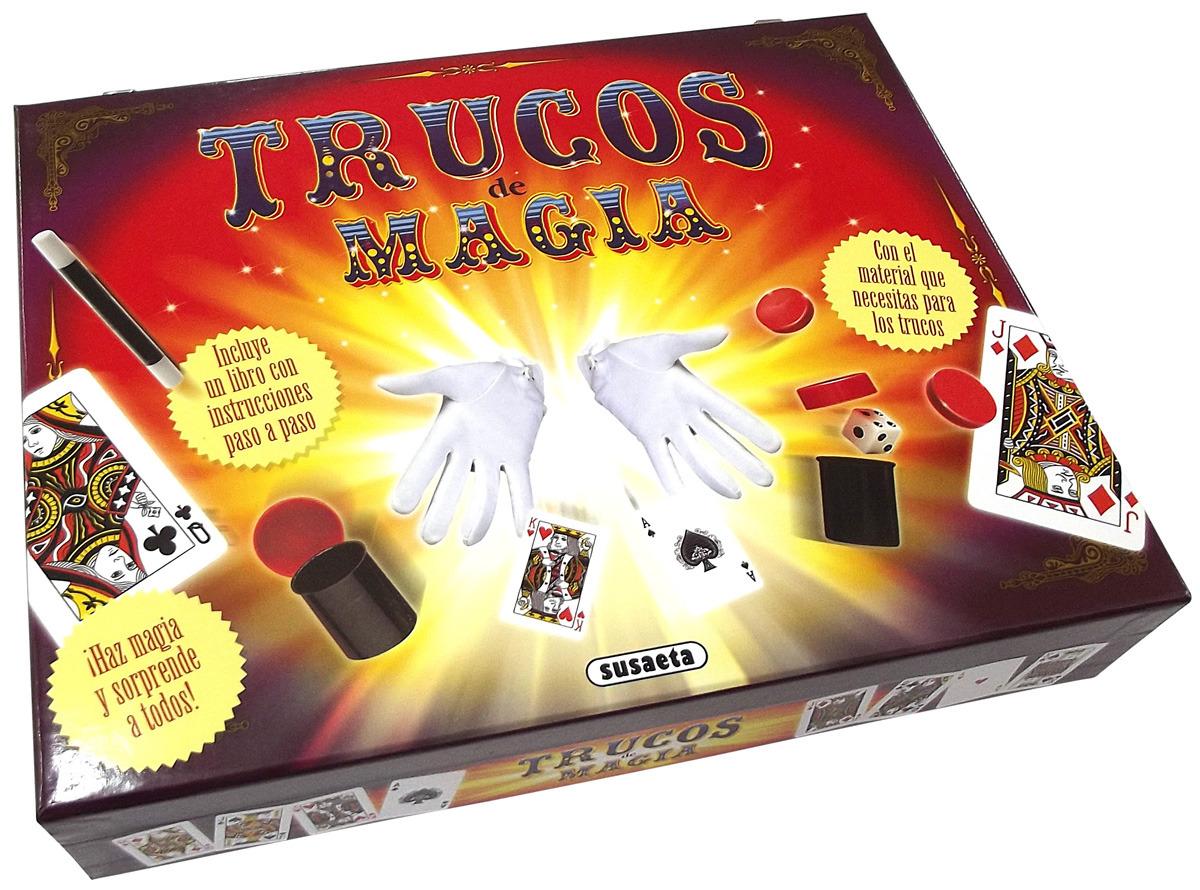 Trucos de mágia
