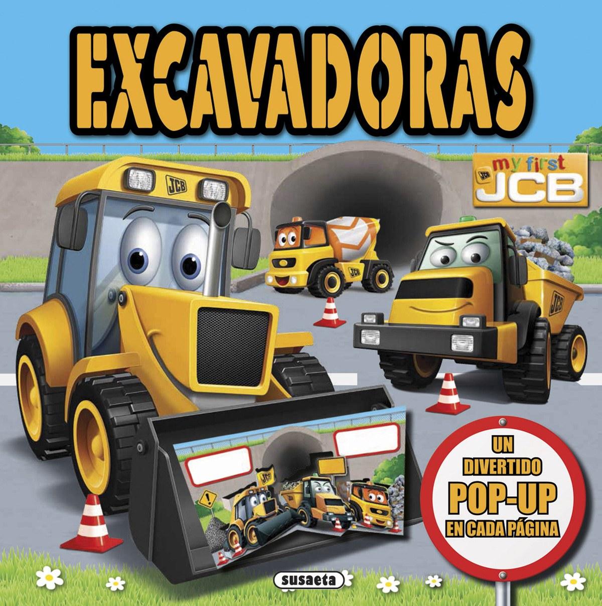 EXCAVADORAS 9788467751505