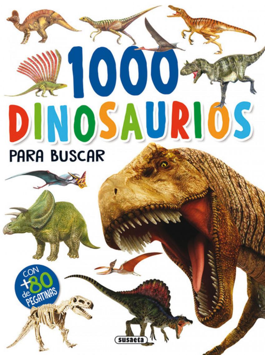 1000 DINOSAURIOS PARA BUSCAR 9788467753370