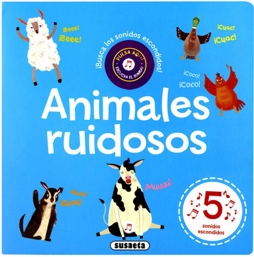 ANIMALES RUIDOSOS 9788467756159
