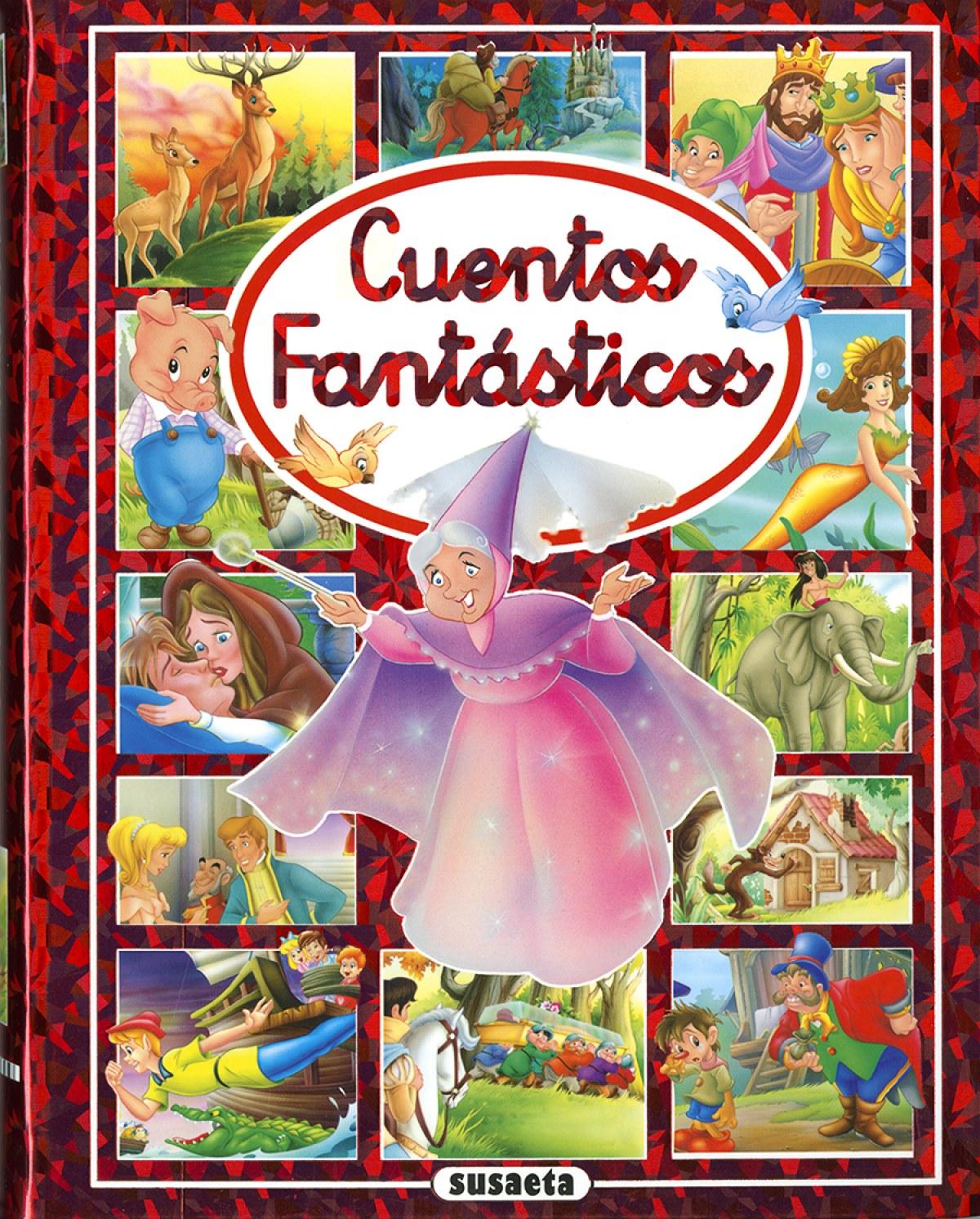 CUENTOS FANT-STICOS 9788467756609