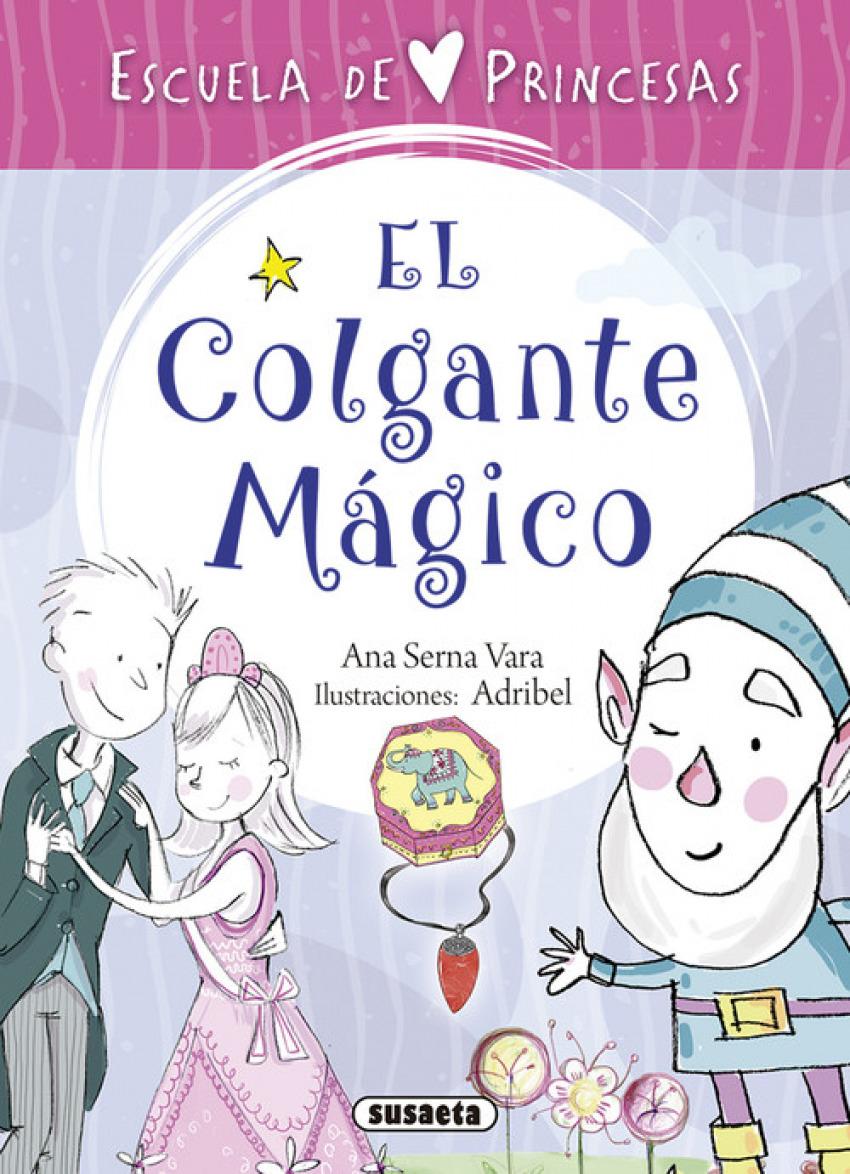 EL COLGANTE M-GICO 9788467758306