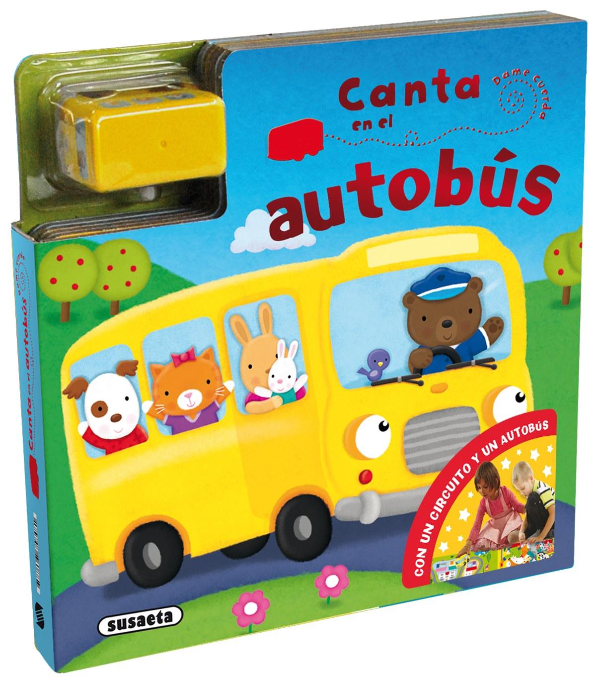 CANTA EN EL AUTOBÚS