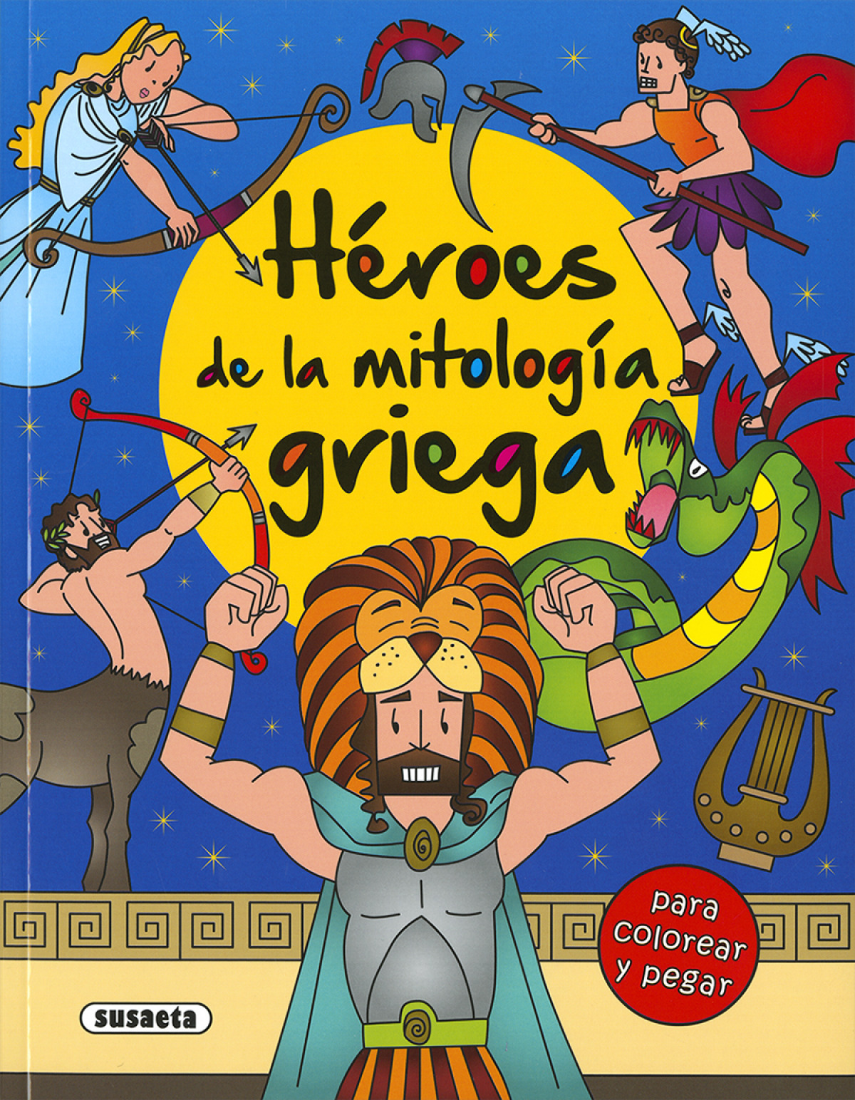 Héroes de la mitología griega