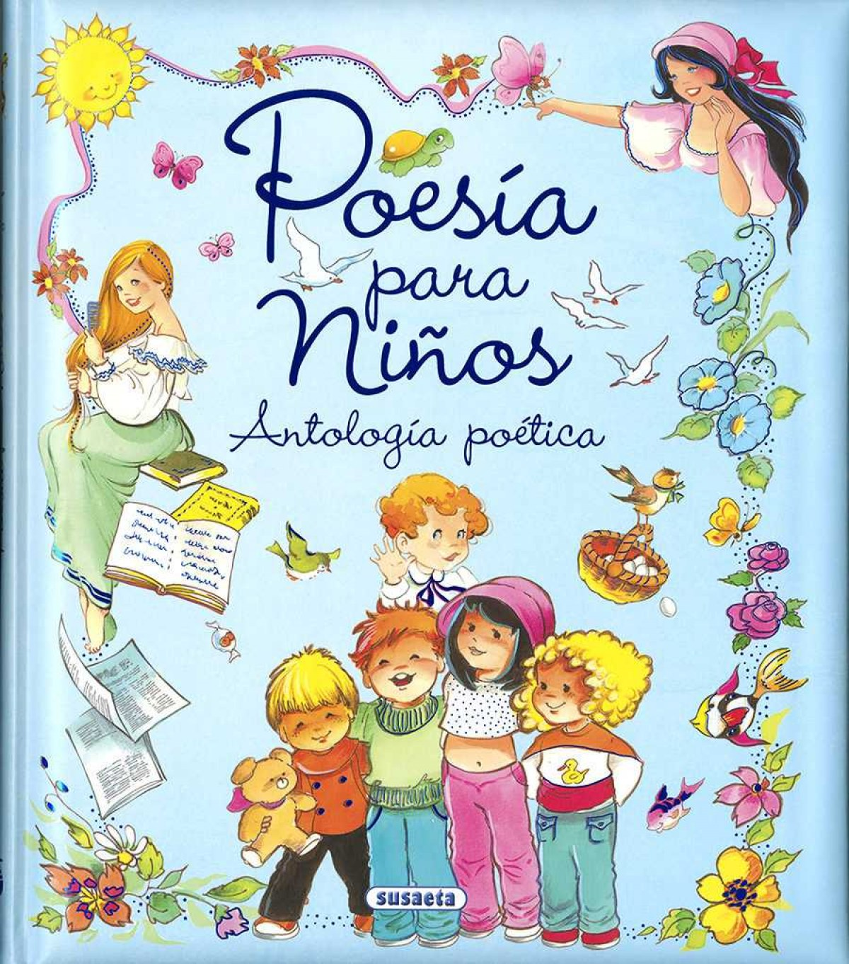 POESIA PARA NIñOS 9788467761870