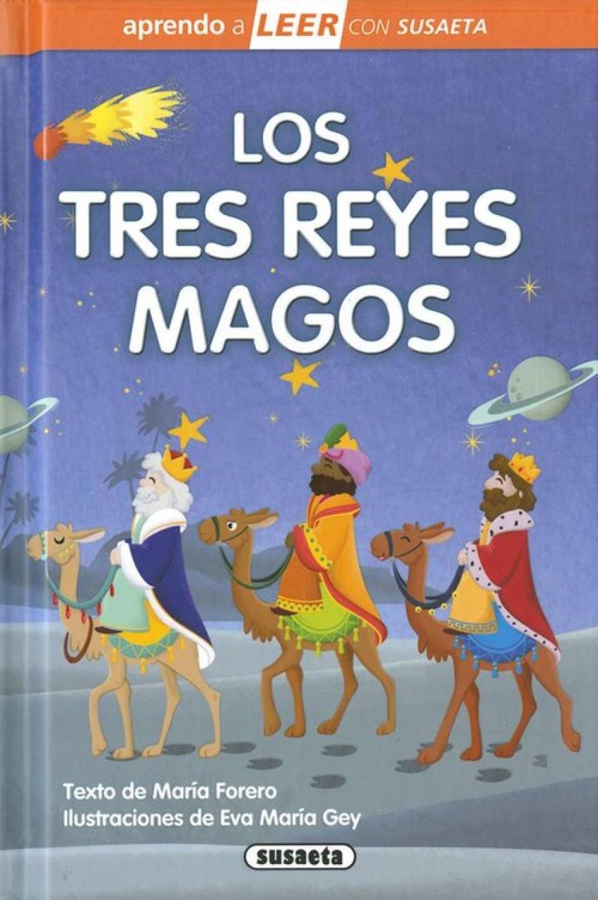 LOS TRES REYES MAGOS 9788467762556