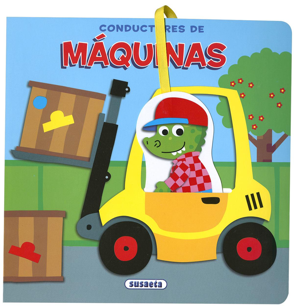 CONDUCTORES DE M-QUINAS 9788467765878