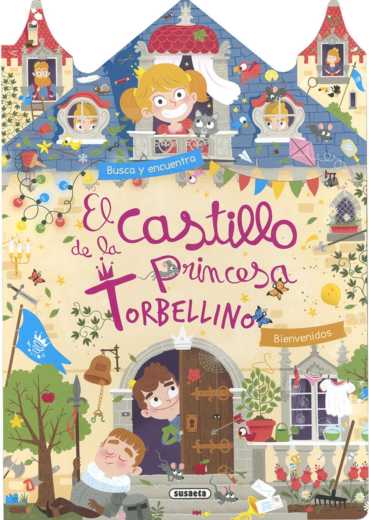 EL CASTILLO DE LA PRINCESA TORBELLINO 9788467768428