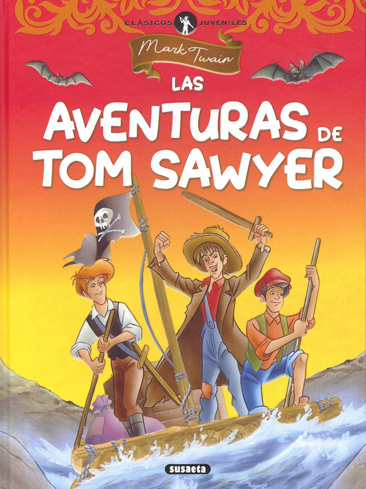 Las aventuras de Tom Sawyer 9788467768695