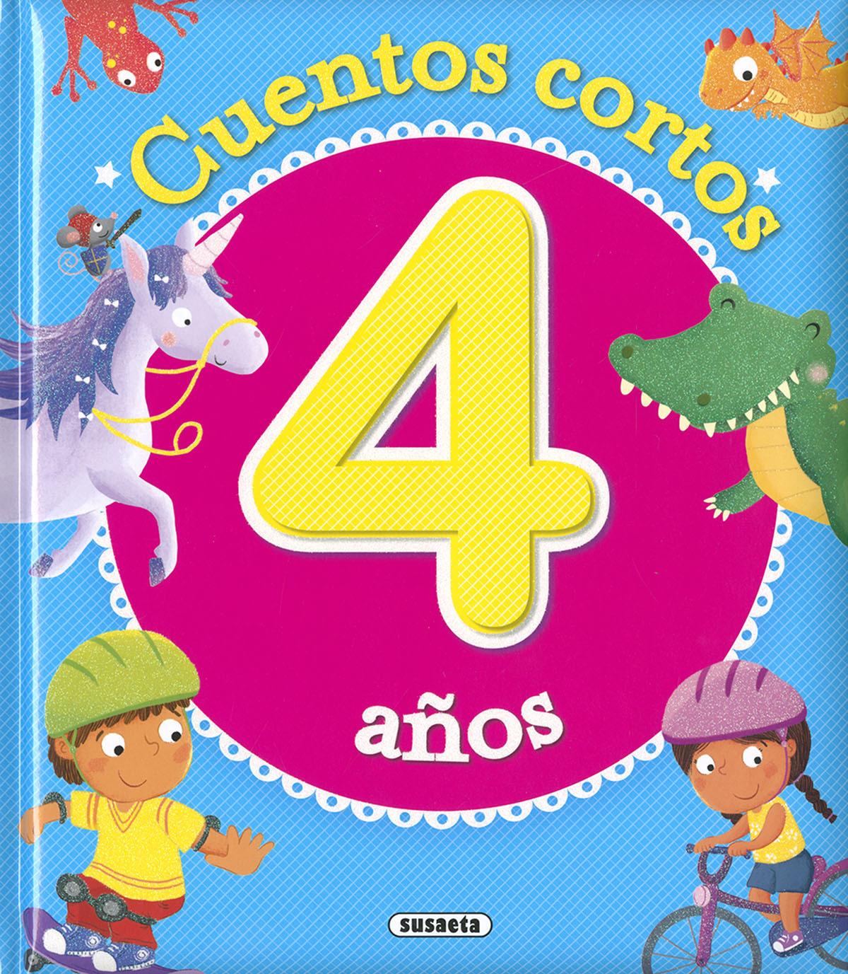 CUENTOS CORTOS PARA 4 AÑOS