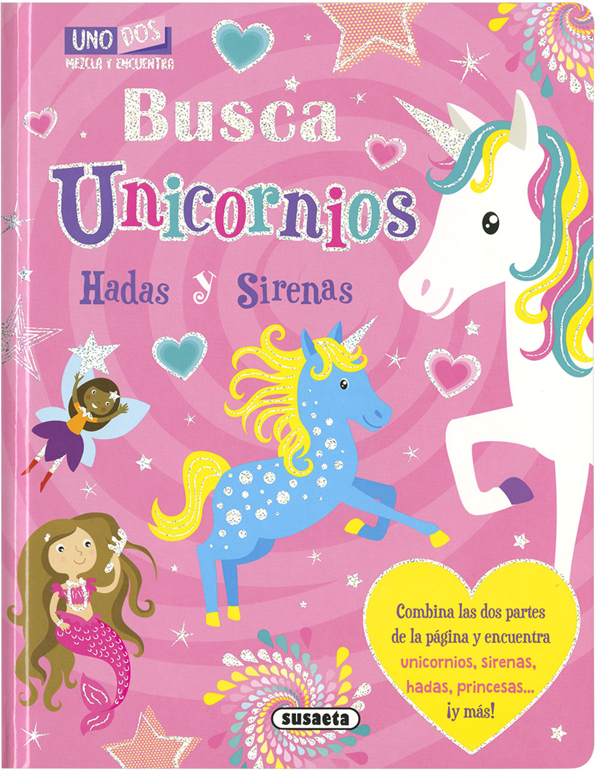 BUSCA UNICORNIOS 9788467769241