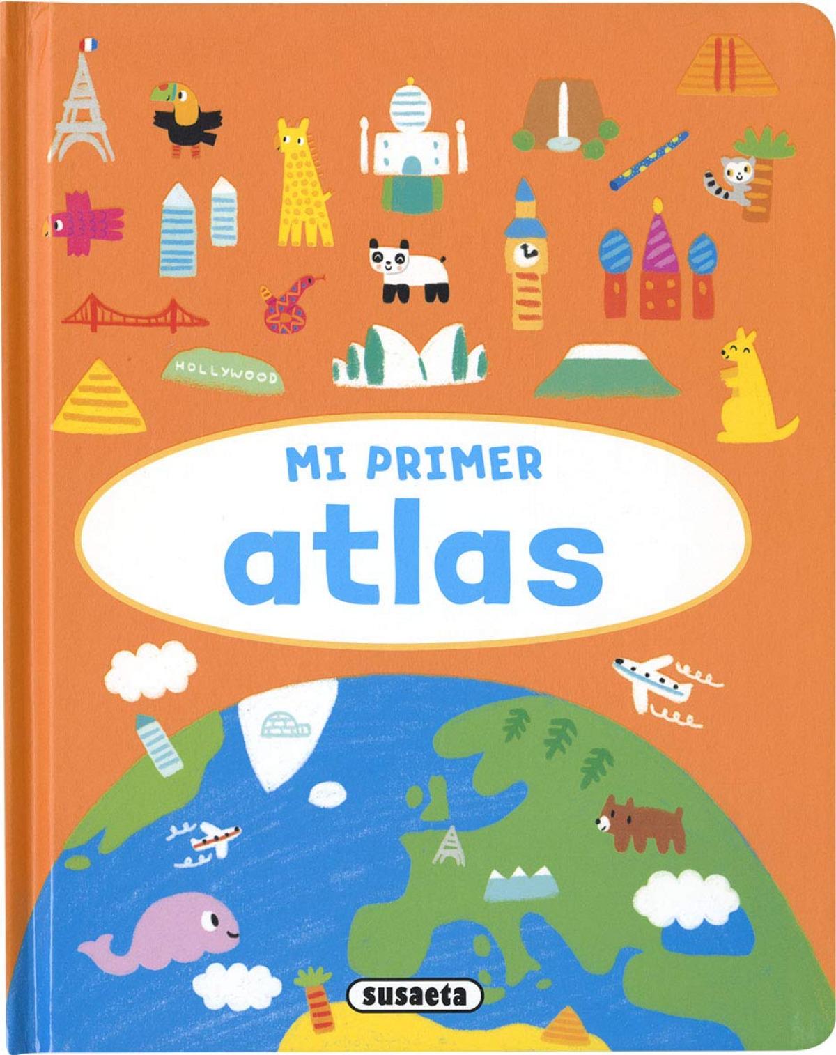Mi primer atlas 9788467769821