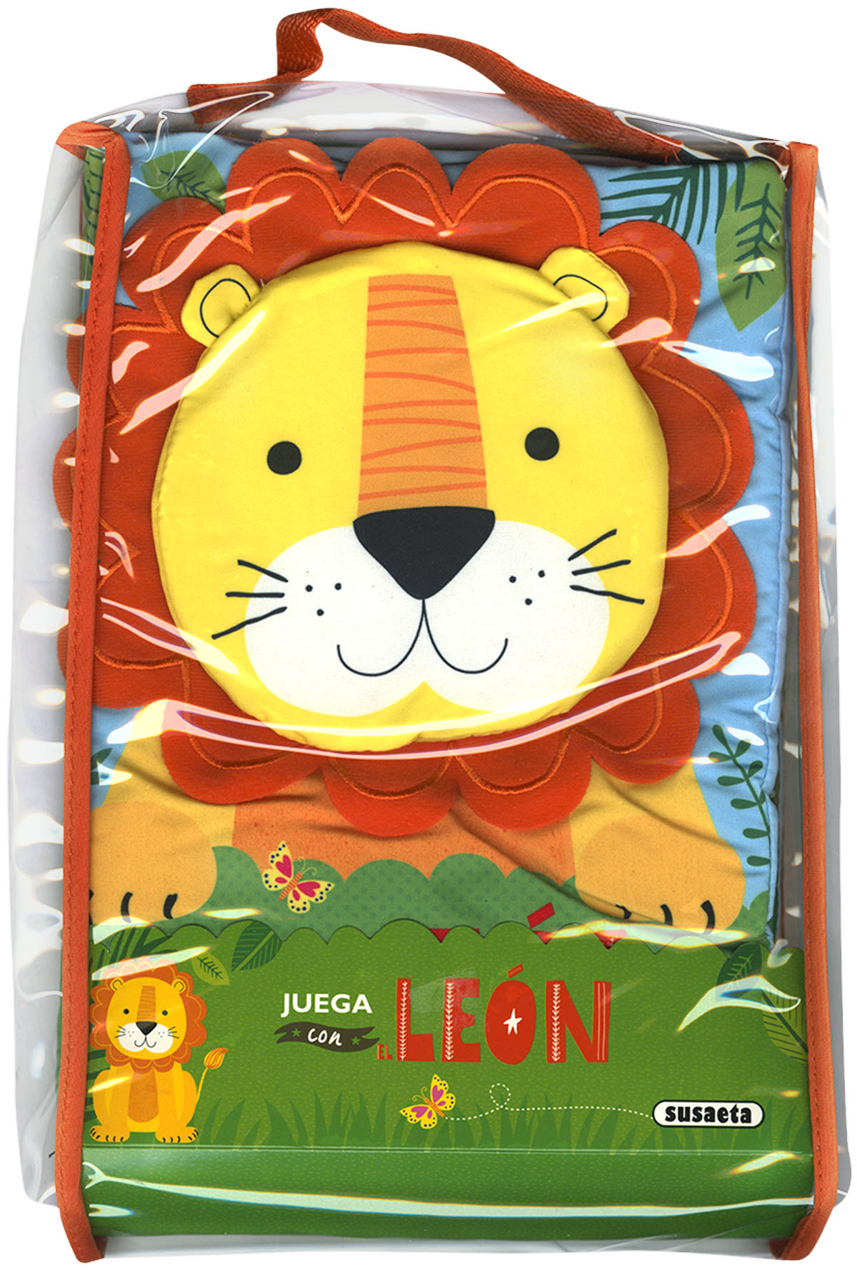 Juega con el león