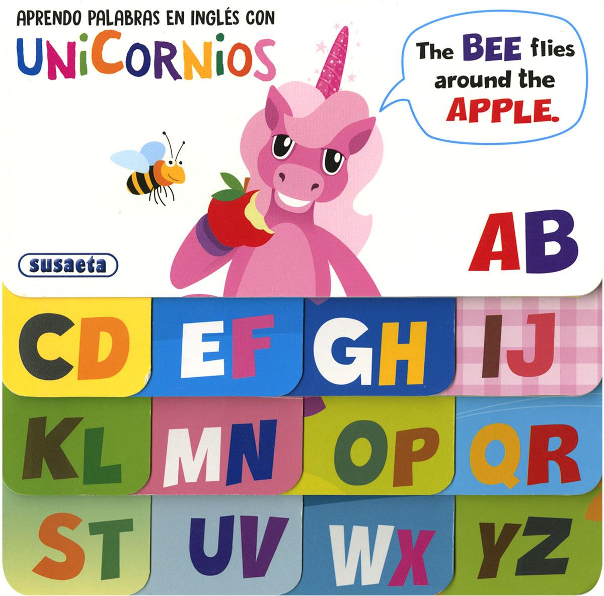 Aprendo palabras en inglés con unicornios