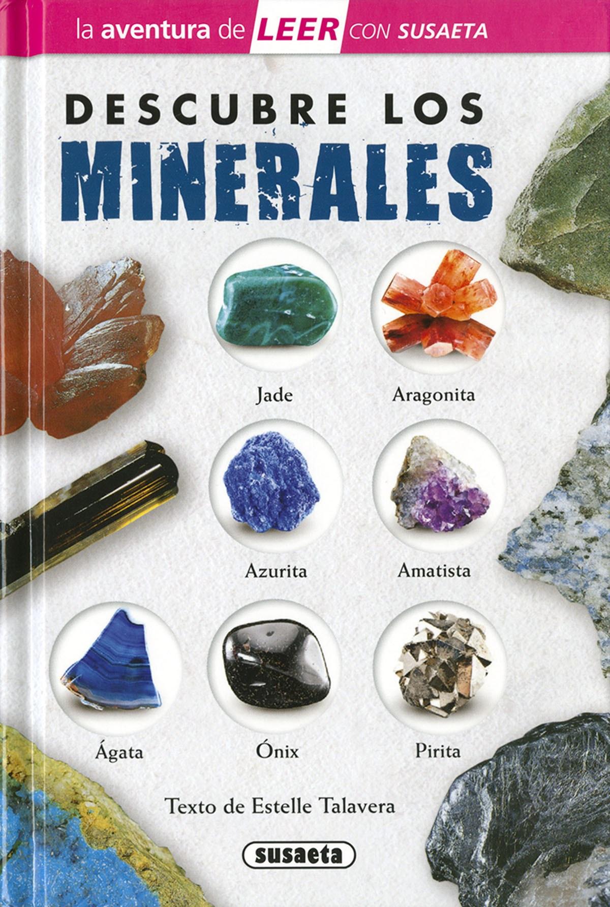 Descubre los minerales