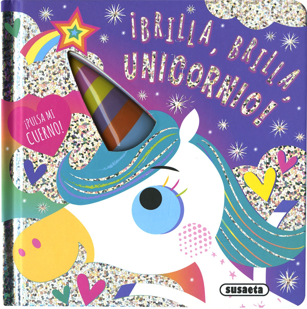 Brilla, brilla, unicornio