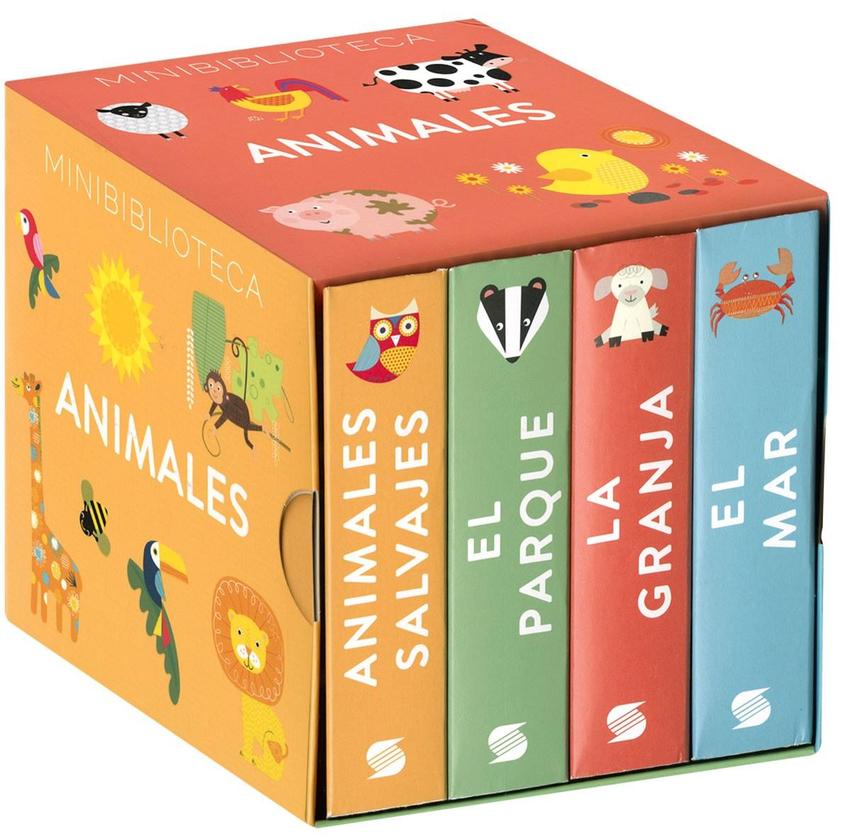 MINIBIBLIOTECA ANIMALES