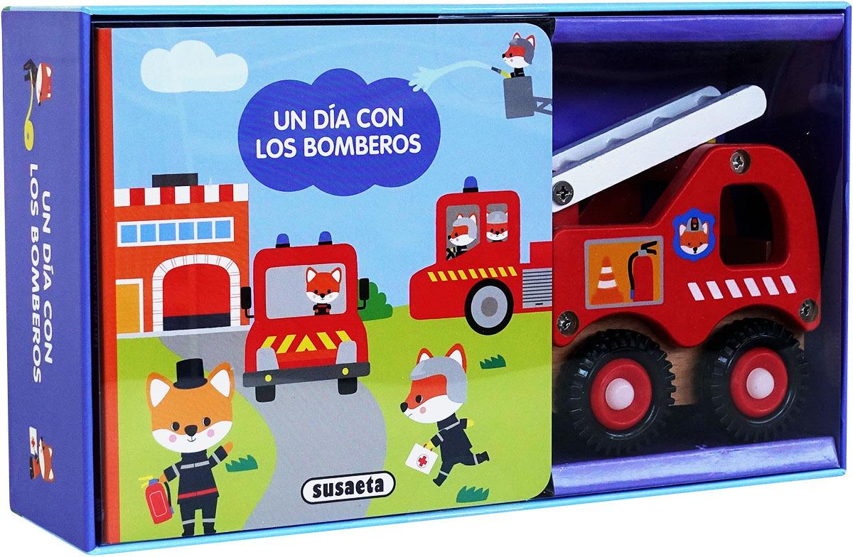 Un día con los bomberos