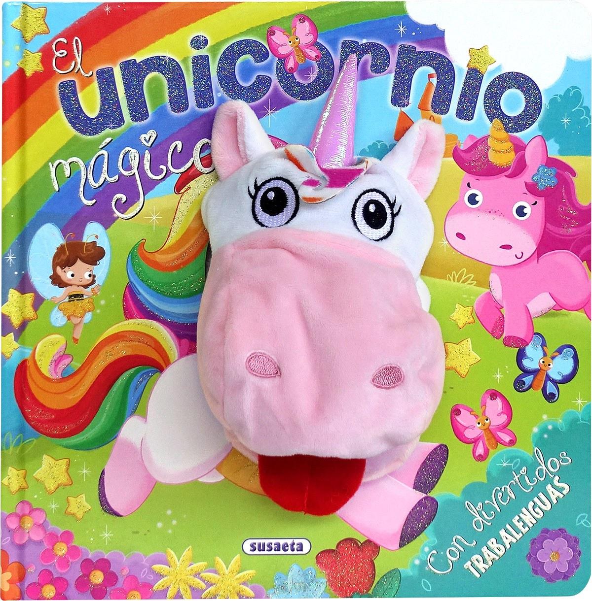 El unicornio mágico
