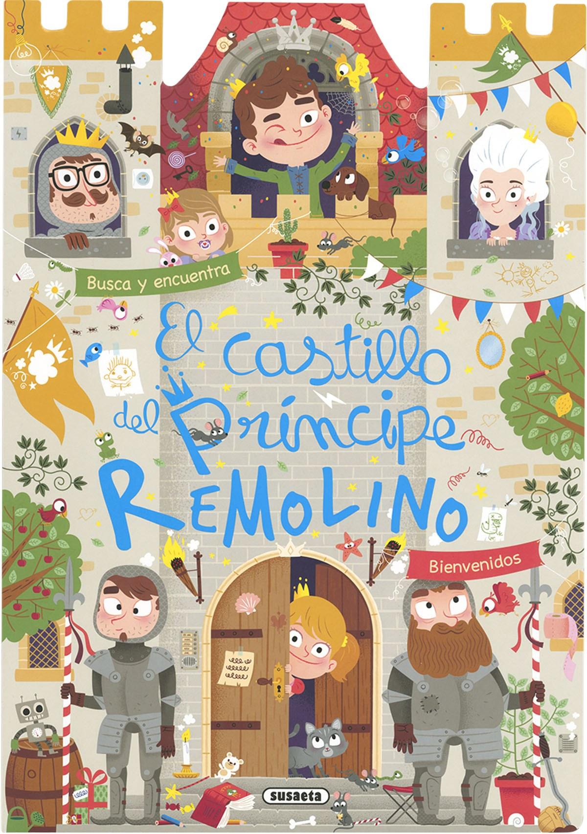 El castillo del práncipe Remolino