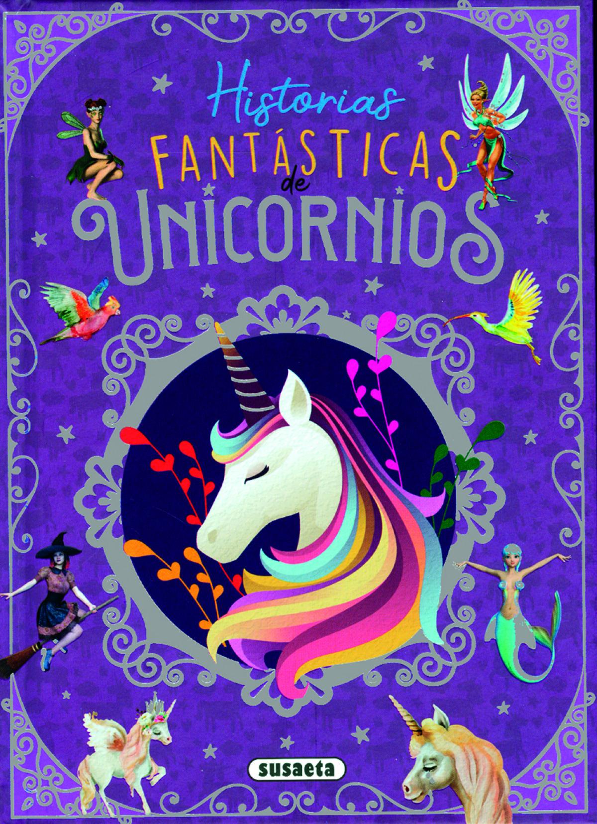 Historias fantásticas de unicornios